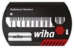 WIHA - 39124 - Bit Set FlipSelector Standard 25 mm, 7947-505 FlipSelector Z, Torx, WL34398