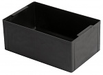 WEZ - 2717.110. - ESD insert container Variobox, for container 600x400 mm, division 1/4, WL35884