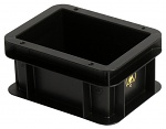 WEZ - 2108.007. - ESD container 200x150x100 mm, WL34811