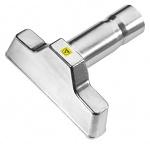 PHU-23 ESD - ESD upholstery nozzle made of aluminium, WL41259