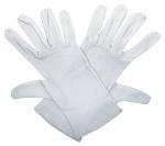 HB SCHUTZBEKLEIDUNG - 08009 76007 000 10 - ESD Handschuhe Baumwolle weiß, Gr. 7, WL13382