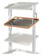 WARMBIER - 5390.12072 - Shelf, single, for mounting on transport trolley 5390.1207.01, WL21083