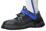 SAFEGUARD - SAFEGUARD ESD - ESD heel strap with velcro, blue/black, WL14223