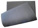 SAFEGUARD - Safeguard ESD - ESD Bodenmatte schwarz, 960 x 660 x 12 mm, abgeflachte Halbkugelnoppen, WL42673