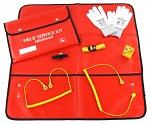 SAFEGUARD - SafeGuard Pro Plus - ESD Service Kit SWISS, rot, antistatisch, WL44376