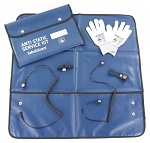 SAFEGUARD - SafeGuard Pro Plus - ESD Service Kit SWISS, blue, antistatic, WL44377