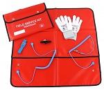 SAFEGUARD - SafeGuard Pro Plus - ESD Service Kit, rot, komplett, WL20920