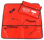 SAFEGUARD - ESD Service Kit, red, antistatic, WL24956