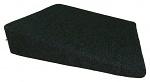 EDE - ESD-KEILKISSEN 370X370 - ESD Keilkissen, Schaumstoff, schwarz, 370 x 370 x 20 mm, WL40651