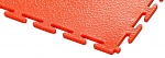 ECOTILE - E500/7/701 - PVC floor tile, red, standard, smooth, 500 x 500 x 7 mm, WL41881
