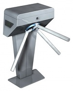 GUNNEBO - SLIMSTILE BA - Three-arm turnstile for indoor use, WL38841