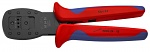 KNIPEX - 97 54 26 - Crimping pliers for miniature connectors Parallel crimp, for crimping connectors of the Mini-Fit® series, from Molex LLC, burnished 190 mm, WL44024