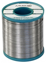 ELSOLD - RÖLOT5094 - Solder wire Sn60Pb39Cu1, 1.0 mm / 3064, WL30096
