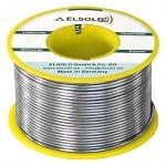 ELSOLD - Flux type X4 (lead-free) - Solder wire Sn96,5Ag3Cu0,5, 0,3 mm / X4 (lead free), WL36404