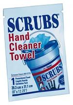 CRAMOLIN - DY42201 - Scrubs hand cleaning cloths, WL37396