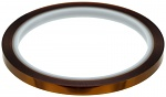 885106 - Polyimide adhesive tape, solder masking tape, 6 mm x 33 m roll, WL44533