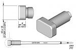 JBC - C470044 - Soldering tip, tinned surface 10 x 15 mm, WL41164