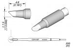 JBC - C210027 - Soldering tip for T210-A / T210-NA, chisel-shaped, WL39689