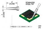 JBC - C105115 - Soldering tip for coating removal, 1 mm, WL28934