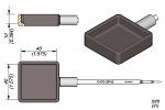 JBC - C470-SP42 - Soldering tip with small solder bath, 40 x 40 x 10 mm, WL40685