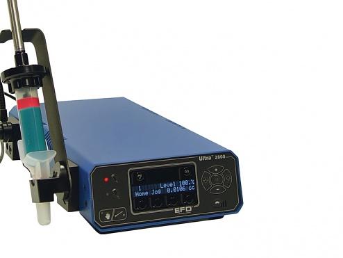 EFD - ULTIMUS IV - Dispenser for 5cc syringe barrels, WL37139