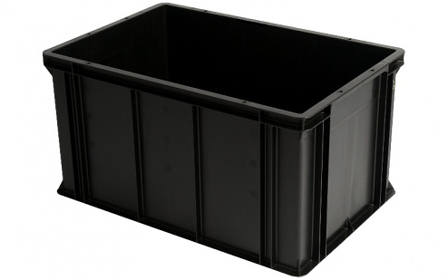 WEZ - 6432.007. - ESD container 600x400x320 mm, WL35692
