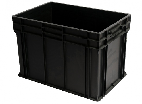 WEZ - 6440.007. - ESD container 600x400x412 mm, WL34819