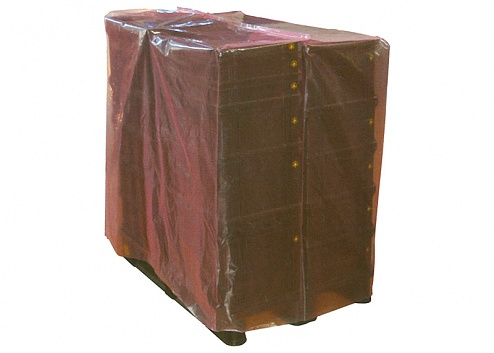 20-019-6029 - ESD protective cover, pink, 745 x 579 mm, WL24907