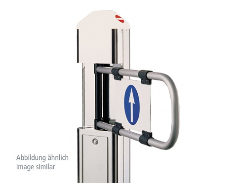 GUNNEBO - Pass-o-Mat double system - Swivel arm double system, WL38842