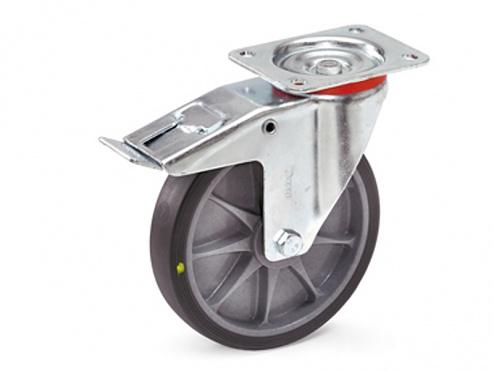FETRA - 71462 - ESD castors 125 x 32 mm, lockable, WL40785