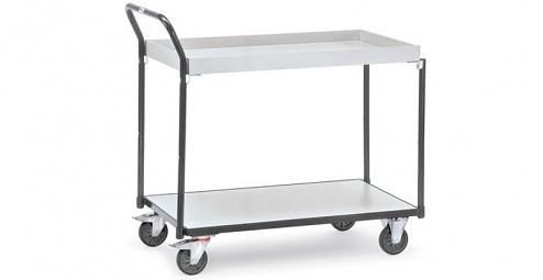 FETRA - ESD premium table top cart 100x60cm/300kg, WL34219
