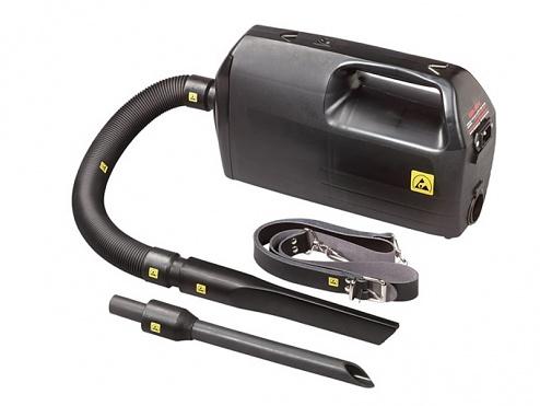 555-ESD-S HEPA GS - ESD vacuum cleaner with HEPA filter, 880 Watt, 1,2 Liter, without regulator, WL32604