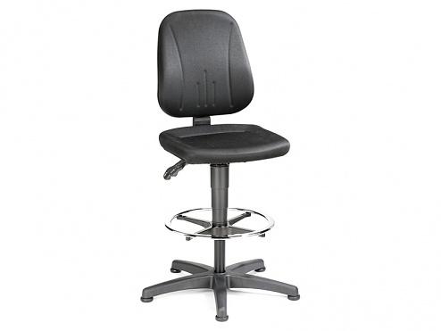 BIMOS - 9651-CI01 - Unitec 3 work chair, fabric upholstery black, WL40300