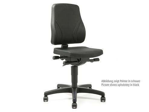 BIMOS - 9633-2000 - All-In-One Trend 2 work chair, SoftTouch PU-foam, WL40276