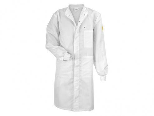 HB SCHUTZBEKLEIDUNG - Cleantex KI90-WS-D-XXXL-Was... - ESD coat for WOMEN, WL36259