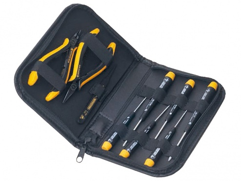 WARMBIER - 2450.WZ.KIT - ESD tool kit, WL39537