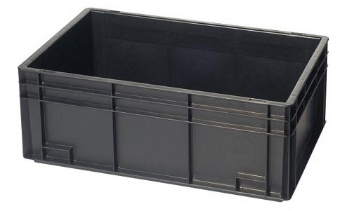 WARMBIER - 5310.34 - ESD storage container 600 x 400 x 170 mm, WL29972