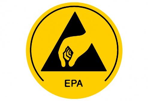 WARMBIER - 2850.10 - EPA sticker, round, 10 mm diameter, WL30516