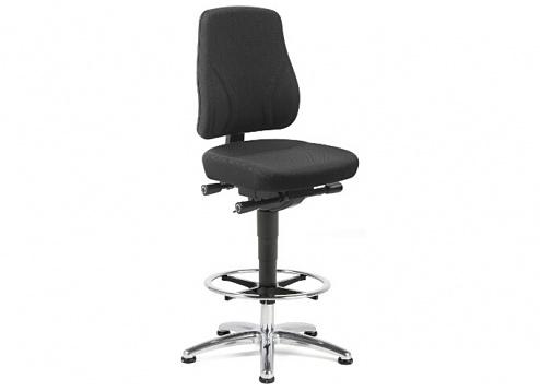 WARMBIER - 1710.KSP.S - ESD Chair COMFORT PLUS Chair high chair, black, WL31914