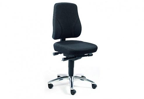 WARMBIER - 1700.KSP.S - ESD Chair COMFORT PLUS Chair Standard, black, WL31913