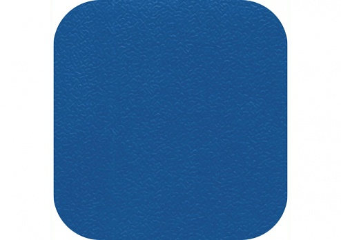 WARMBIER - 1432.665.S - ESD table cover ECOSTAT SOFT, blue, 900 x 610 x 3 mm, 2x 10mm push button, WL31903