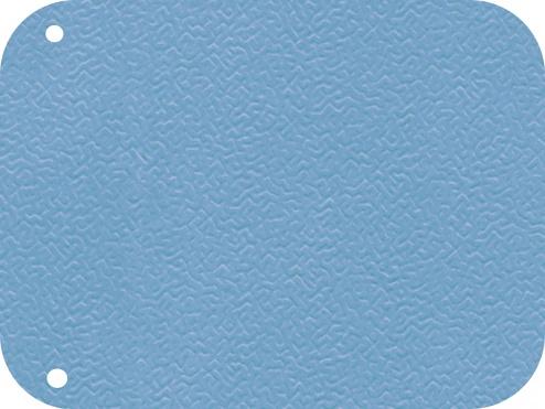 WARMBIER - 1402.665.S - ESD-Premium Tischmatte, blau 900 x 600 x 2 mm, 2 Druckknöpfe, blau, WL20424