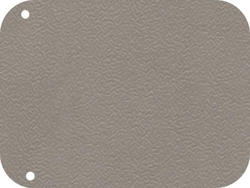 WARMBIER - 1400.663.L - ESD Premium table mat, platinum grey, 1200 x 600 x 2 mm, 2x push buttons 10 mm, WL14018