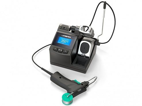 JBC - CA-2QE - Soldering station with solder wire supply, 230 V with AP250-A, WL45627