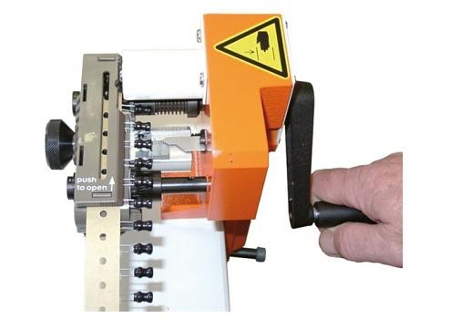 BURST & ZICK - C 066 H - Cutting device, 1.3 / radial, WL10742