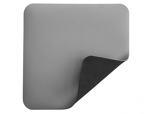 SAFEGUARD - SafeGuard ESD 600x600 - ESD table mat Premium, grey, 600 x 600 x 2 mm, WL43386