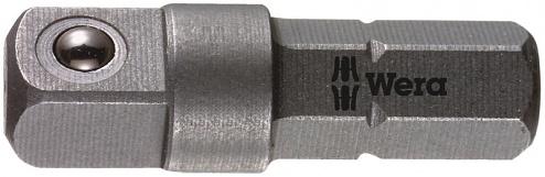 "WERA - 05136000001 - Connecting part 1/4""-1/4"" 870/1 1/4"" x 25 mm, WL21896"