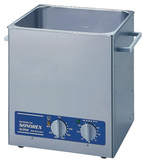 SONOREX - RK 514 BH - Ultrasonic bath 17 l, heatable, WL10497