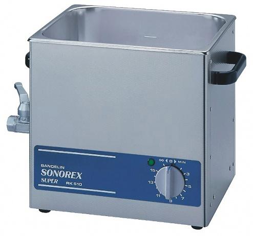 SONOREX - RK 510 - Ultrasonic bath 9.7 l, WL18236