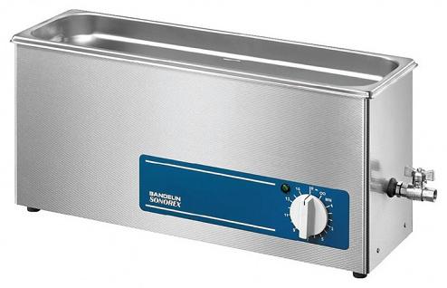 SONOREX - RK 156 - Ultrasonic bath 6.0 l, heatable, WL27056